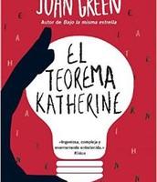 Me gustaría un libro El teorema Katherine (NUBE DE TINTA) de John Green. Es interesante y cuesta catorce euros.