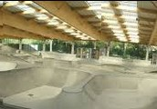 the paris skatepark