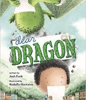 Dear Dragon: A Pen Pal Tale (coming September 6, 2016)