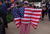 Monday-America Day