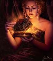 Pandora, Mythical creature