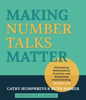 Number Talks for Secondary Math Classrooms