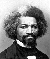 What does Frederick Douglas Say?