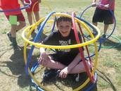 Hula Hoop Structure Engineering