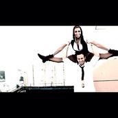 Matt and Dana