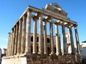 Templo de Diana.