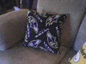 NFL Pillows