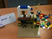 Makerspace: Lego Inspiration