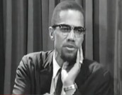 Mike Wallace interviews Malcolm X.
