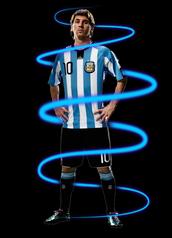 A bio about Lionel Messi