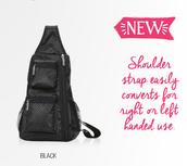 Sling Back Bag