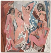 Les Demoiselles D'avignon(1907)