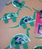 Dinosaur Arts and Crafts!