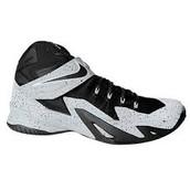 Las zapatillas Nike negras