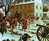 How the Battle of Trenton took place.