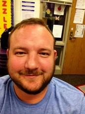 Adam Larson, Middle School HAL Teacher