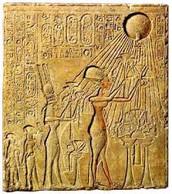 Where did Pharaohs live?