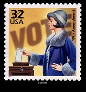 How was Susan B. Anthony involved in the movement?
