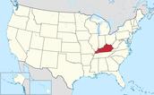 Kentucky in the U.S.A