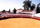 Plaza de toros--Bull ring