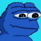 Cookie Monster Pepe