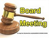 MLCHS Student Board Representative -