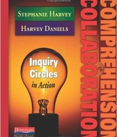 Comprehension & Collaboration by Stephanie Harvey & Harvey Daniels