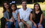 Arla, Leah, Steve and Zoe