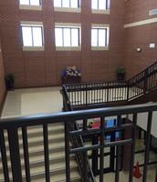 Main Stairwell Landing