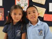 Second Grade Repesentatives
