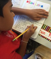 We Love our Writers' Notebooks!