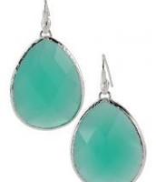Serenity Stone Drops - Aqua $25