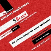 Make Healthy Life with Seavy Appliances Home Products Kitchen Designed