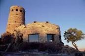 Desert Tower View