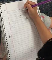 2nd & 3rd grade drawing