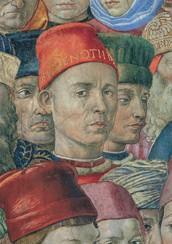 Biography of Benozzo Gozzoli