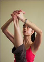 瑜珈老師:林佳靜 Cindy Lin