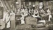 Lapstööliste töötingimused.
