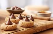 """""""Peanut Buttah Blossom"""" Cookies"""