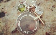 Personalized Charm Necklaces
