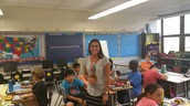 Mrs. Anari - New to L.I.S. but not to Teaching!
