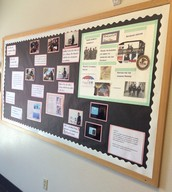 8th grade Social Studies Process Boards