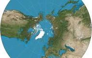 Gnomonic map