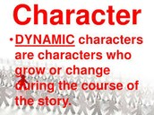 Changing characters