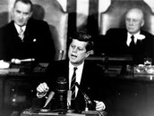 Kennedy became President