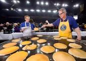 Mar. 20-21: Kiwanis Pancake Festival