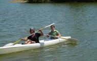 Canoeing in Tychero