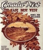 Canada West! Homes for millions!
