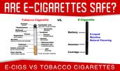 ecigs vs cigarettes