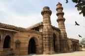Shaking Minarets and Sidi Bashir Mosque